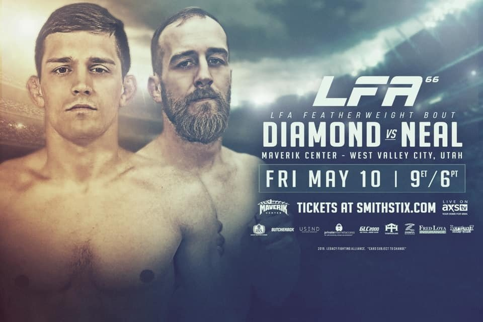 Legacy Fighting Alliance in 2019
